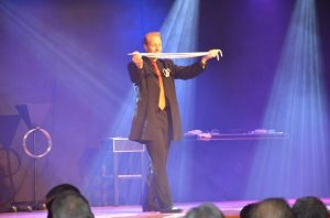 Spectacle magie de Charles