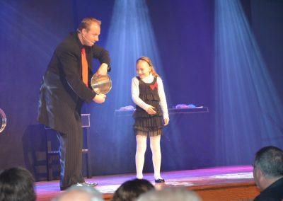 Spectacle de magie pour les enfants