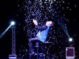 Spectacle de magie en Bretagne 2017